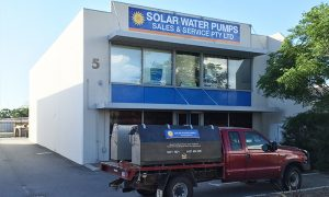 Solar Panel Water Pumps WA